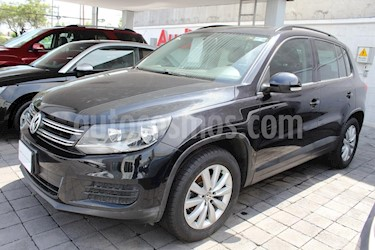 Foto venta Auto Seminuevo Volkswagen Tiguan Sport & Style 1.4 (2013) color Negro precio $205,000