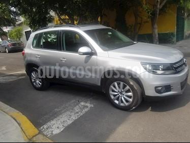 Foto venta Auto usado Volkswagen Tiguan Sport & Style 1.4 (2014) color Plata precio $198,900