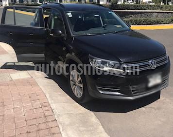 Foto venta Auto usado Volkswagen Tiguan Sport & Style 2.0 (2013) color Negro Profundo precio $225,000