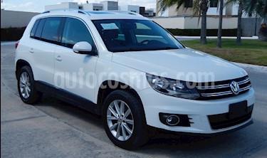 Foto venta Auto usado Volkswagen Tiguan Track & Fun 4Motion Piel (2012) color Blanco precio $219,000