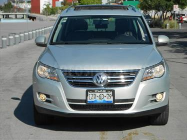 Foto venta Auto Seminuevo Volkswagen Tiguan Track & Fun Piel (2010) color Dorado precio $170,000