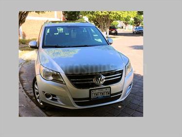 Foto venta Auto usado Volkswagen Tiguan Track & Fun (2010) color Gris Plata  precio $190,000