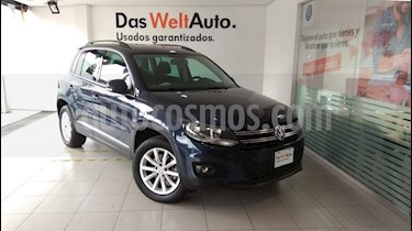 Foto venta Auto Seminuevo Volkswagen Tiguan Wolfsburg Edition (2017) color Azul Noche precio $375,000