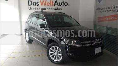 Foto venta Auto Seminuevo Volkswagen Tiguan Wolfsburg Edition (2017) color Negro Profundo precio $375,000
