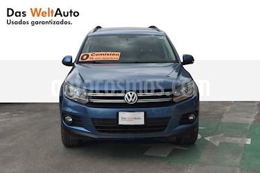 Foto venta Auto Seminuevo Volkswagen Tiguan Wolfsburg Edition (2017) color Azul Noche precio $385,000