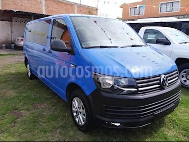 Foto venta Auto Seminuevo Volkswagen Transporter Pasajeros Aut (2018) color Azul precio $560,000