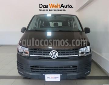 Foto venta Auto Seminuevo Volkswagen Transporter Pasajeros (2017) color Marron precio $465,981