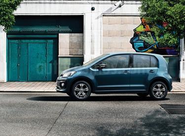 Foto venta Auto nuevo Volkswagen up! 3P 1.0 high up! color Plata
