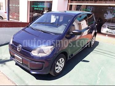 Foto venta Auto Usado Volkswagen up! 3P take up! (2015) color Azul precio $240.000