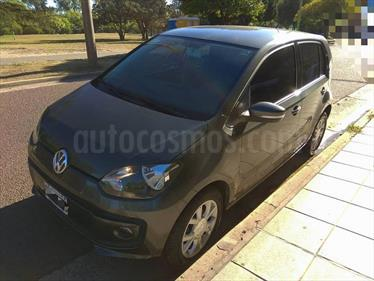 Foto venta Auto Usado Volkswagen up! 5P 1.0 black up! MT5 (75cv) (2014) color Gris