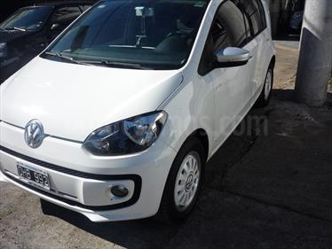 Foto venta Auto Usado Volkswagen up! 5P 1.0 high up! (2014) color Blanco precio $225.000