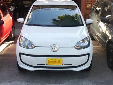 Foto venta Auto Usado Volkswagen up! 5P move up! (2014) color Blanco precio $69.900
