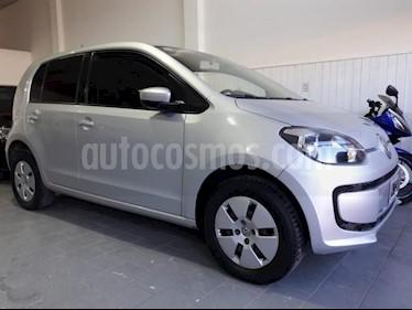 Foto venta Auto Usado Volkswagen up! 5P take up! (2015) color Gris Claro precio $285.000