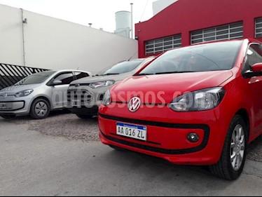 Foto venta Auto Usado Volkswagen up! 5P take up! (2016) color Rojo precio $340.000