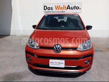 Foto venta Auto Usado Volkswagen up! Connect (2018) color Naranja precio $195,000