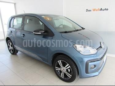 Foto venta Auto Usado Volkswagen up! Connect (2018) color Azul Laguna precio $215,000