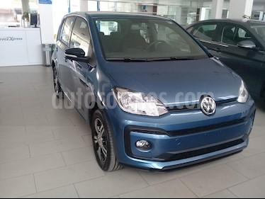 Foto venta Auto Seminuevo Volkswagen up! Connect (2018) color Azul Laguna precio $209,990