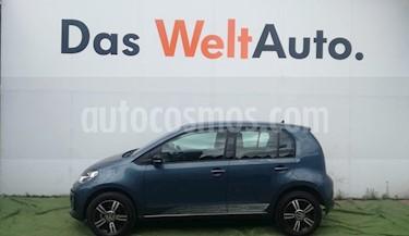 Foto venta Auto Seminuevo Volkswagen up! Connect (2017) color Azul Laguna precio $215,000