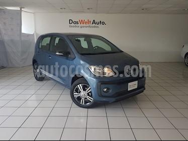 Foto venta Auto usado Volkswagen up! Connect (2018) color Azul Laguna precio $174,900