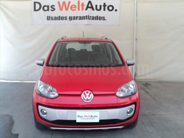 Foto venta Auto Usado Volkswagen up! cross up! (2017) color Rojo Flash precio $179,000