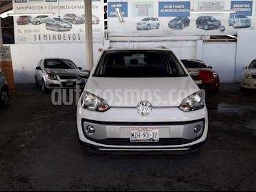 Foto venta Auto Usado Volkswagen up! cross up! (2017) color Blanco Candy precio $169,000