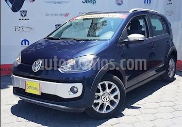 Foto venta Auto Usado Volkswagen up! cross up! (2016) color Azul Noche precio $179,000