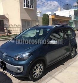 Foto venta Auto usado Volkswagen up! cross up! (2017) color Azul precio $175,000