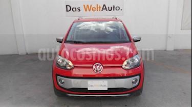 Foto venta Auto usado Volkswagen up! cross up! (2017) color Rojo precio $189,000