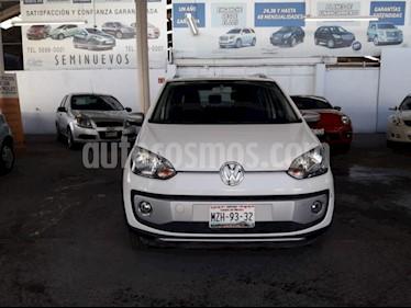 Foto venta Auto Seminuevo Volkswagen up! CROSS (2017) color Blanco Candy precio $172,000