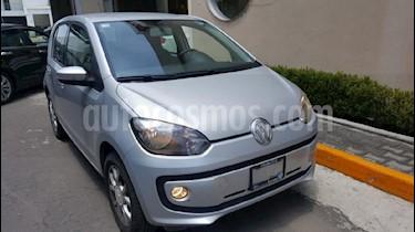 Foto venta Auto Usado Volkswagen up! high up! (2017) color Plata precio $175,000