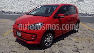 Foto venta Auto usado Volkswagen up! high up! (2017) color Rojo precio $159,000