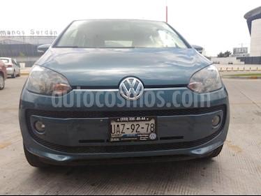 Foto venta Auto Seminuevo Volkswagen up! high up! (2017) color Azul Noche precio $169,000