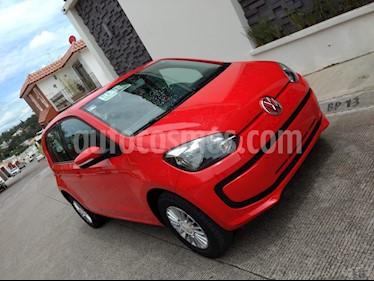 Foto venta Auto Seminuevo Volkswagen up! move up! (2017) color Rojo precio $145,000