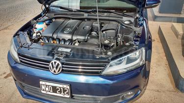 Foto venta Auto Usado Volkswagen Vento 2.5 FSI Luxury (170Cv) (2013) color Azul Grafito precio $320.000