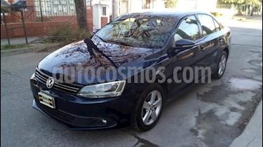 Foto venta Auto Usado Volkswagen Vento 2.5 FSI Luxury Tiptronic (2010) color Azul precio $350.000