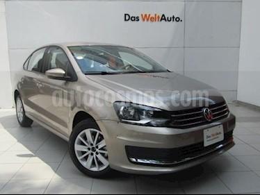 Foto venta Auto Usado Volkswagen Vento Active Aut (2018) color Beige precio $224,000