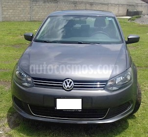 Foto venta Auto usado Volkswagen Vento Active (2014) color Gris precio $129,000