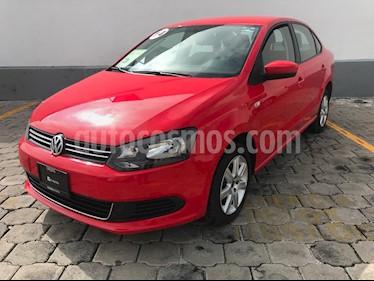 Foto venta Auto Seminuevo Volkswagen Vento Active (2014) color Rojo Tornado precio $135,000