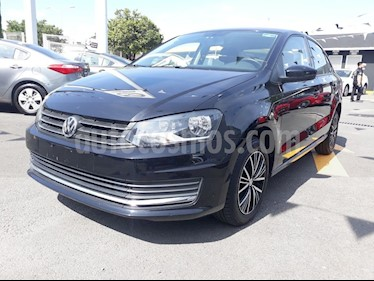 Foto venta Auto Usado Volkswagen Vento Allstar Aut (2017) color Negro Profundo precio $195,000