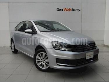 Foto venta Auto Usado Volkswagen Vento Comfortline Aut (2017) color Plata precio $195,000