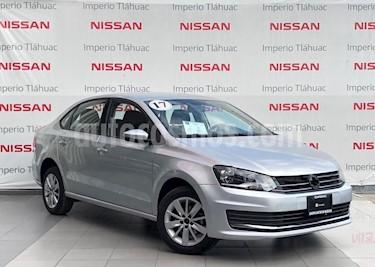 Foto venta Auto Seminuevo Volkswagen Vento Comfortline Aut (2017) color Plata