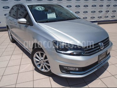 Foto venta Auto Seminuevo Volkswagen Vento Highline Aut (2018) color Plata precio $255,000