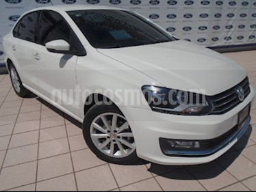 Foto venta Auto usado Volkswagen Vento Highline Aut (2018) color Blanco precio $255,000