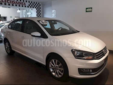 Foto venta Auto Seminuevo Volkswagen Vento Highline Aut (2018) color Blanco precio $234,000