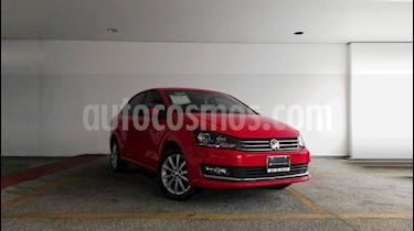 Foto venta Auto Usado Volkswagen Vento Highline Aut (2018) color Rojo precio $255,000