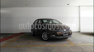 Foto venta Auto Usado Volkswagen Vento Highline Aut (2018) color Cafe precio $255,000
