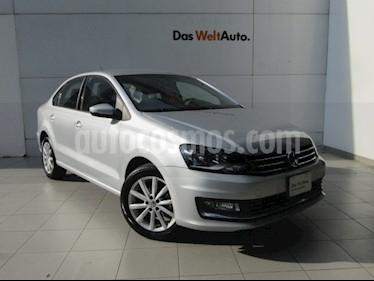 Foto venta Auto Usado Volkswagen Vento Highline Aut (2018) color Plata Reflex precio $239,000