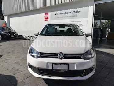 Foto venta Auto Seminuevo Volkswagen Vento Highline TDI (2015) color Blanco precio $170,000