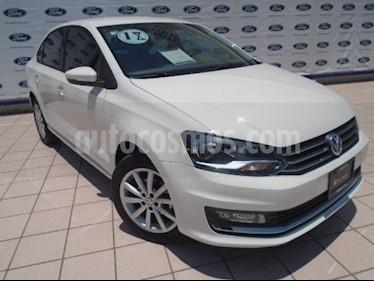 Foto venta Auto Seminuevo Volkswagen Vento Highline (2018) color Blanco precio $255,000