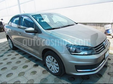 Foto venta Auto Seminuevo Volkswagen Vento Starline (2016) color Arena precio $165,000